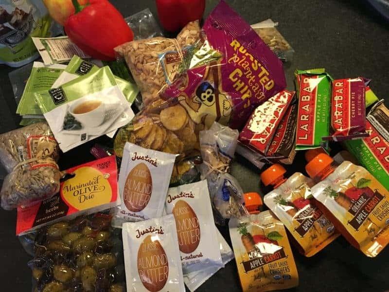 Paleo Travel Snacks | Paleo Scaleo