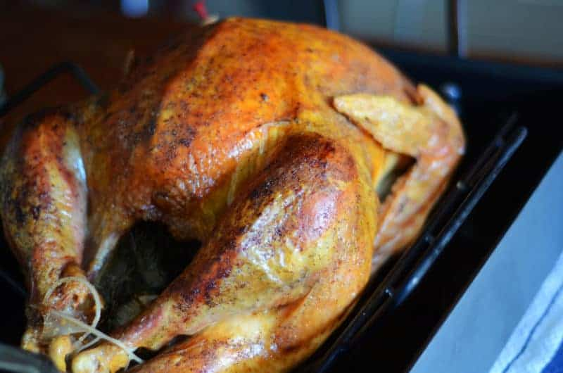 Perfectly Roasted Turkey | Paleo Scaleo