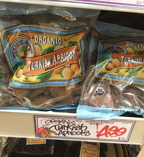 Dried Apricots | Trader Joe's