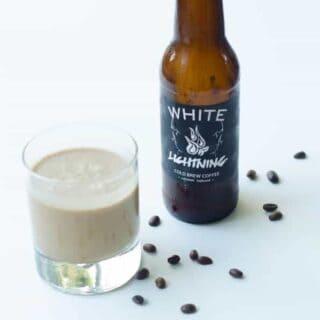 Paleo White Lightning Cold Brew Coffee by Cold Fire Coffee | PaleoScaleo.com