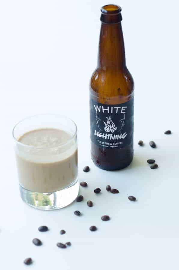 Paleo White Lightning Cold Brew Coffee by Cold Fire Coffee | PaleoScaleo.com