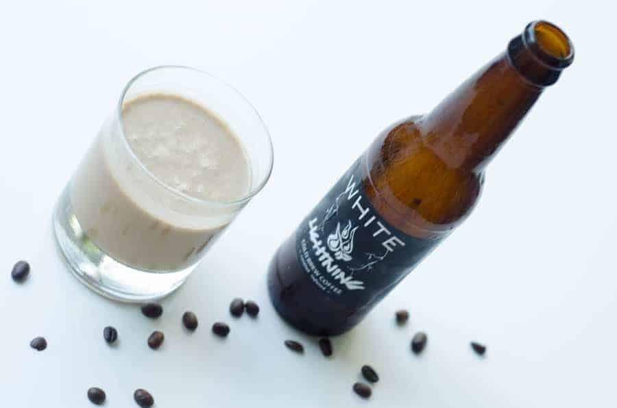 White Lightning Cold Brew Coffee by Cold Fire Coffee | PaleoScaleo.com