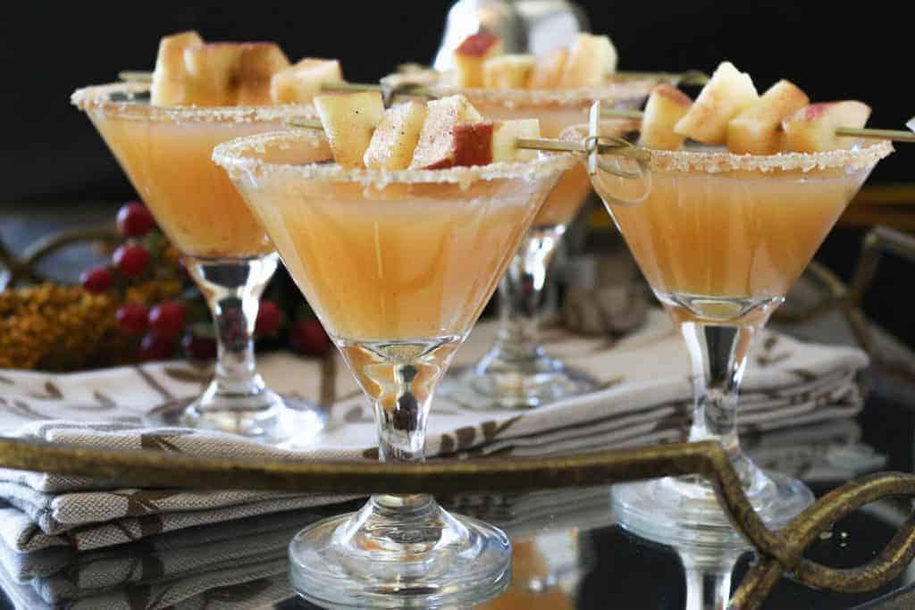 vanilla-martini