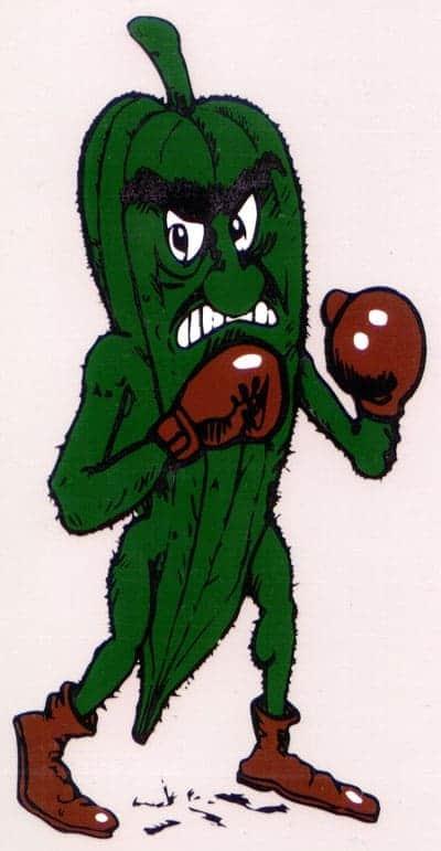 Fighting Okra