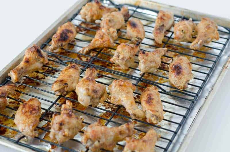 Sweet and Spicy Wings | PaleoScaleo.com