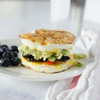 Eggwich Breakfast Sandwich | PaleoScaleo.com