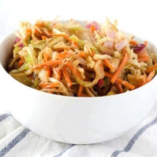 The Best Coleslaw Recipe Ever