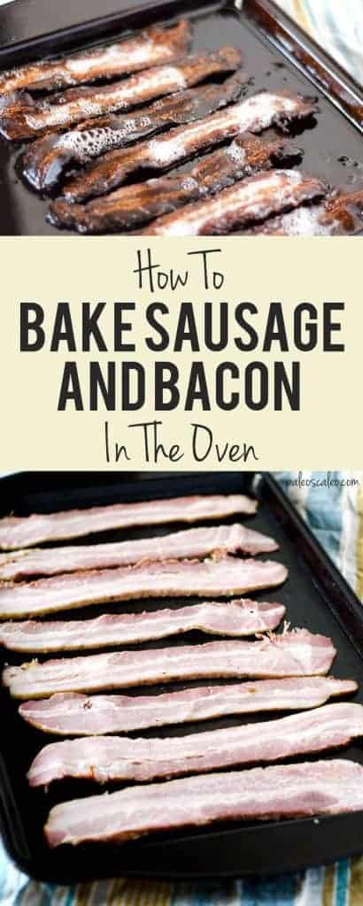 How to Bake Bacon in the Oven | PaleoScaleo.com