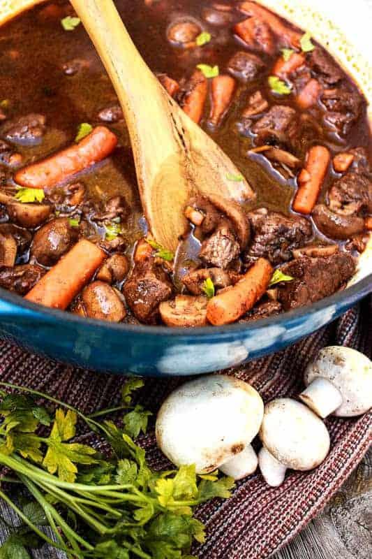 Balsamic Braised Beef Stew Recipe   PaleoScaleo.com