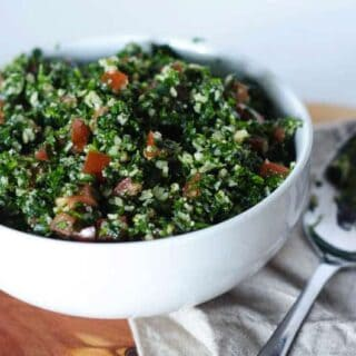 Paleo Tabbouleh Salad