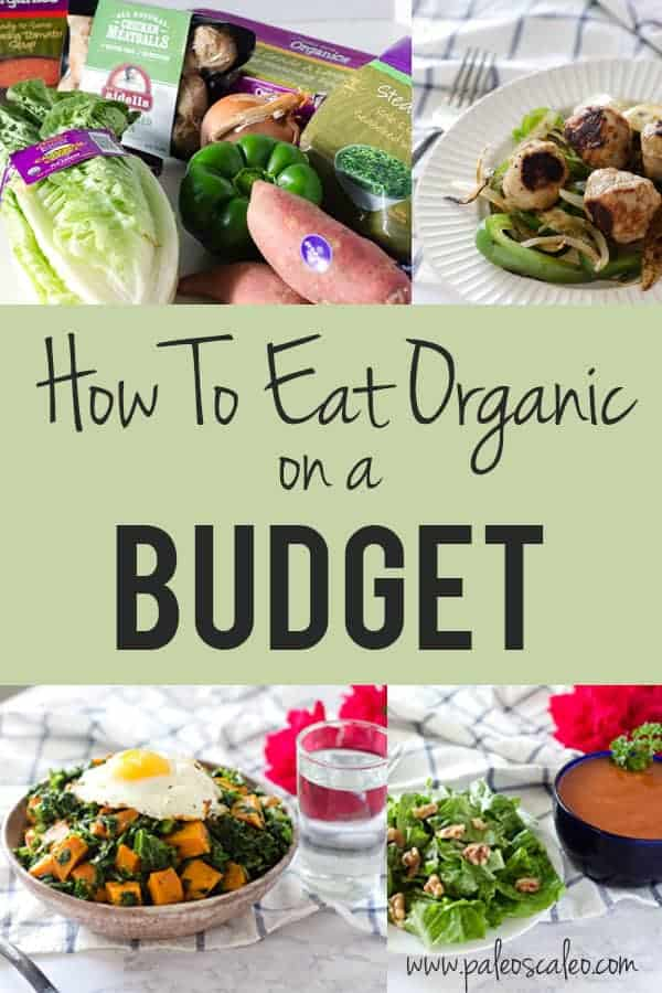 How To Eat Organic On a Budget | PaleoScaleo.com