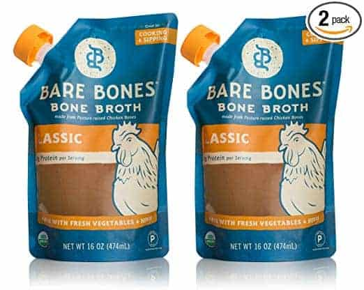 Bare Bones broth bags
