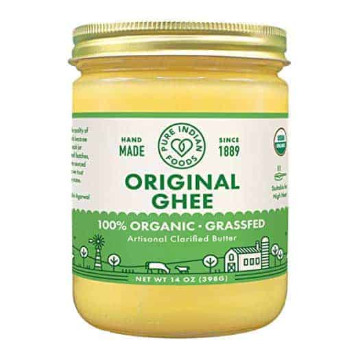 indian foods original ghee