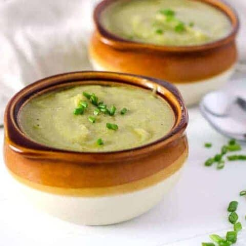 Creamy Paleo Broccoli Soup