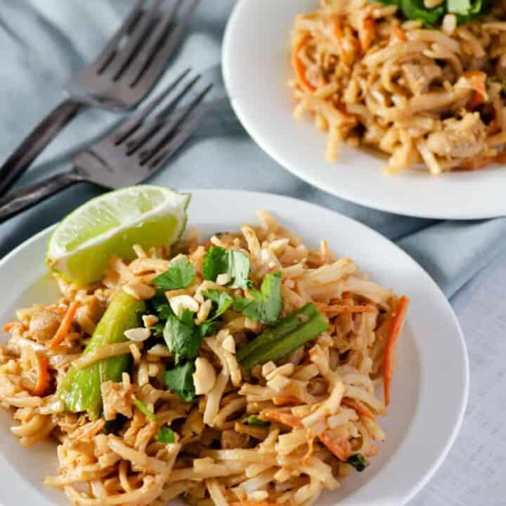 Gluten Free Pad Thai