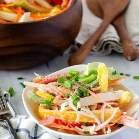 Eat the Rainbow Salad